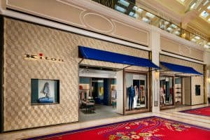 Kiton Retail Store in Las Vegas Photography