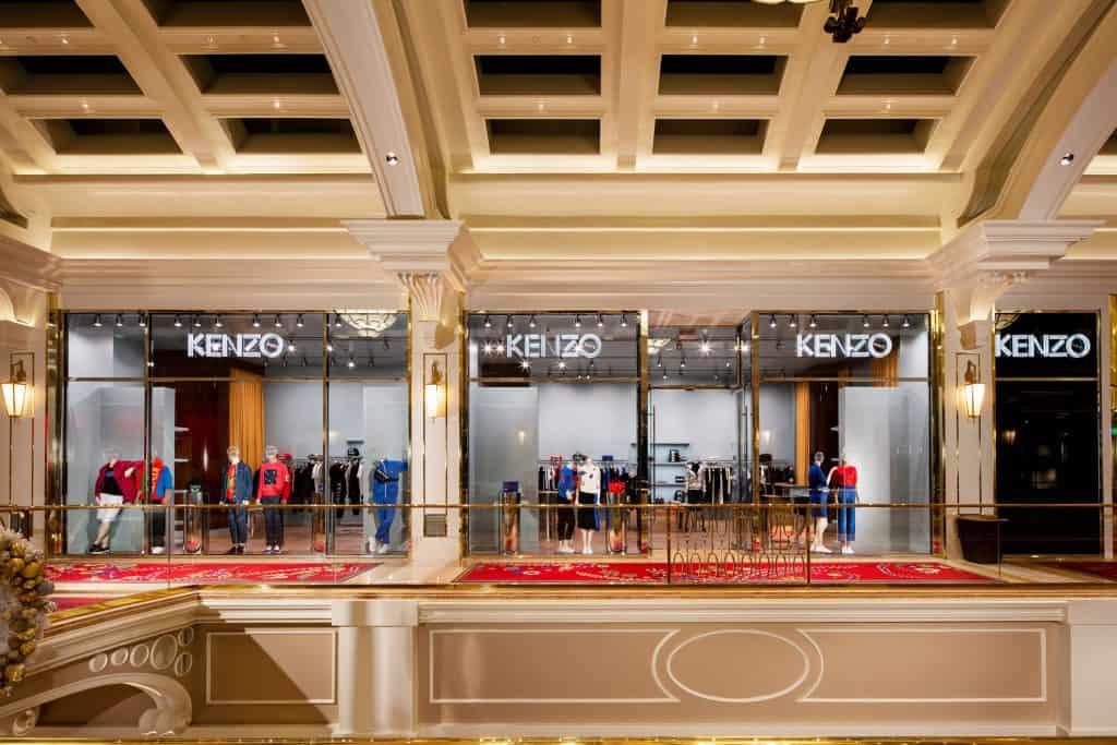 Kenzo Retail Store in Las Vegas Photographer