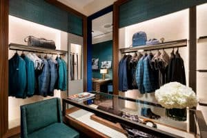 Kiton Retail Store in Las Vegas Photographer