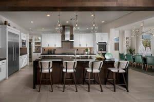 Home Builder Model Home Interior