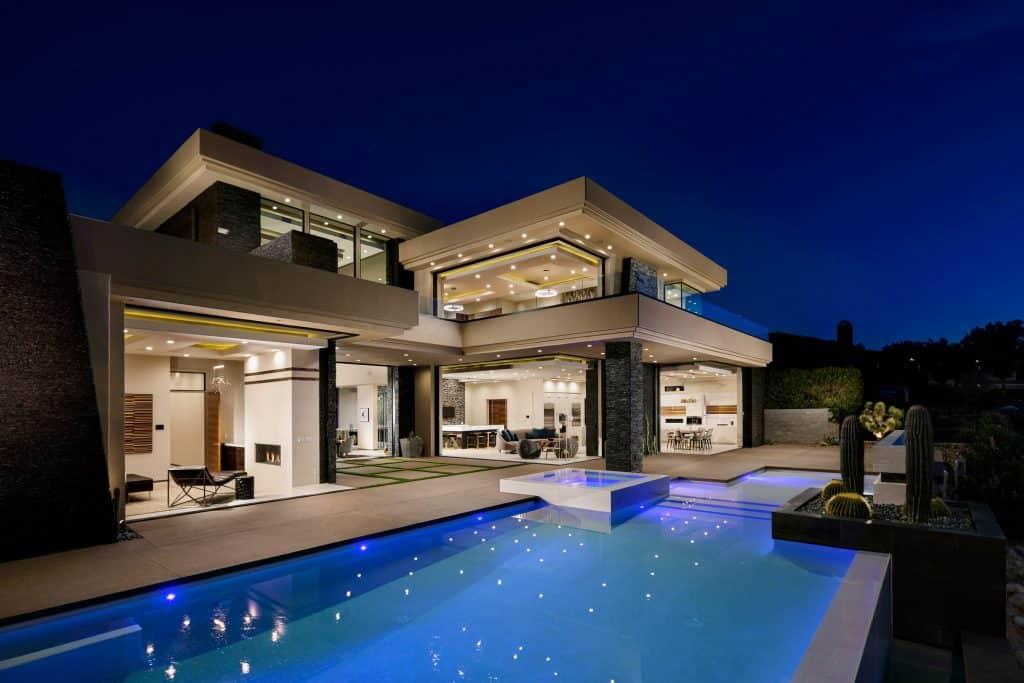 Los Angeles Custom Luxury Home