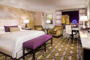 Bellagio Hotel and Casino King Suite