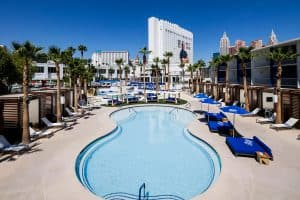 Tropicana Hotel and Casino Day Club Pool