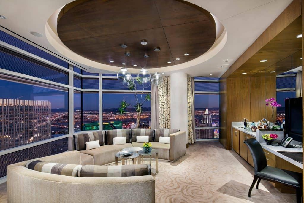 Aria Hotel and Casino Luxury Sky Villa Suites