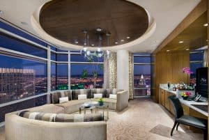 Aria Hotel and Casino Sky Villas Suite