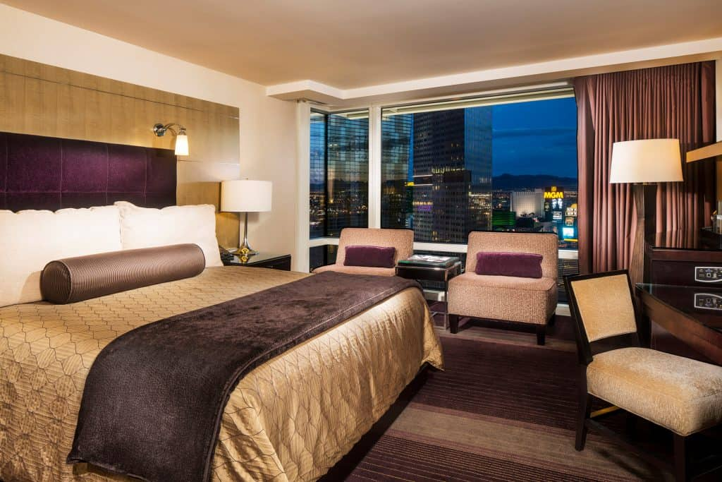 Aria Hotel and Casino King Room