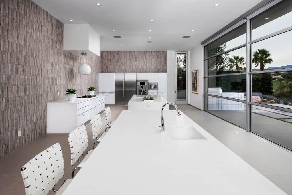 Custom Luxury Kitchen From Italy