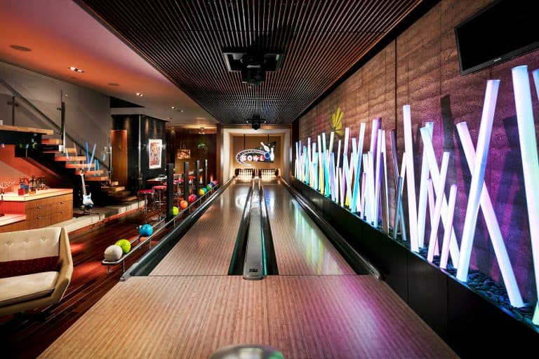 Private Bowling double Lane