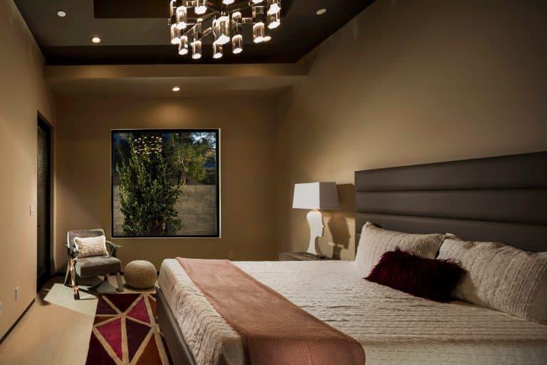 Modern Luxury Guest Bedroom