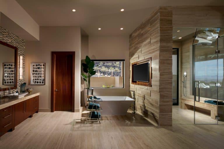 Ultra Luxury Master Bath