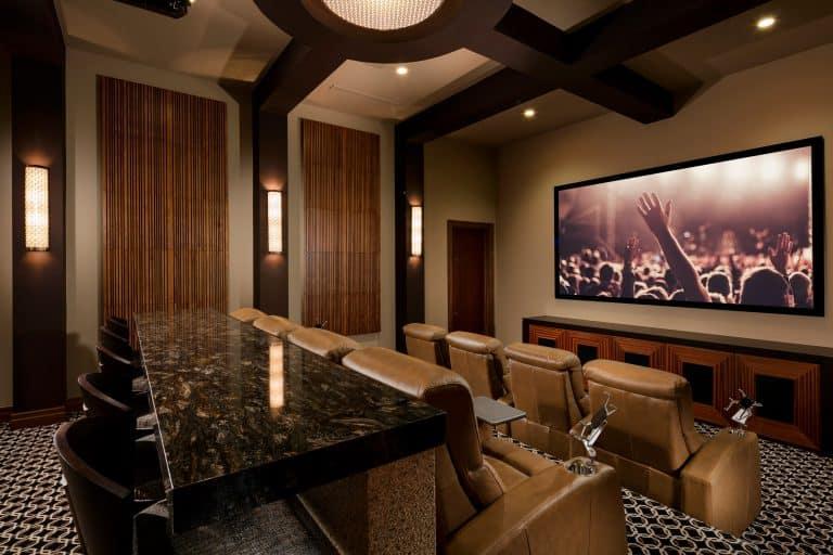 Luxury Home Theatre