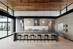 Big Luxury Modern Kitchen