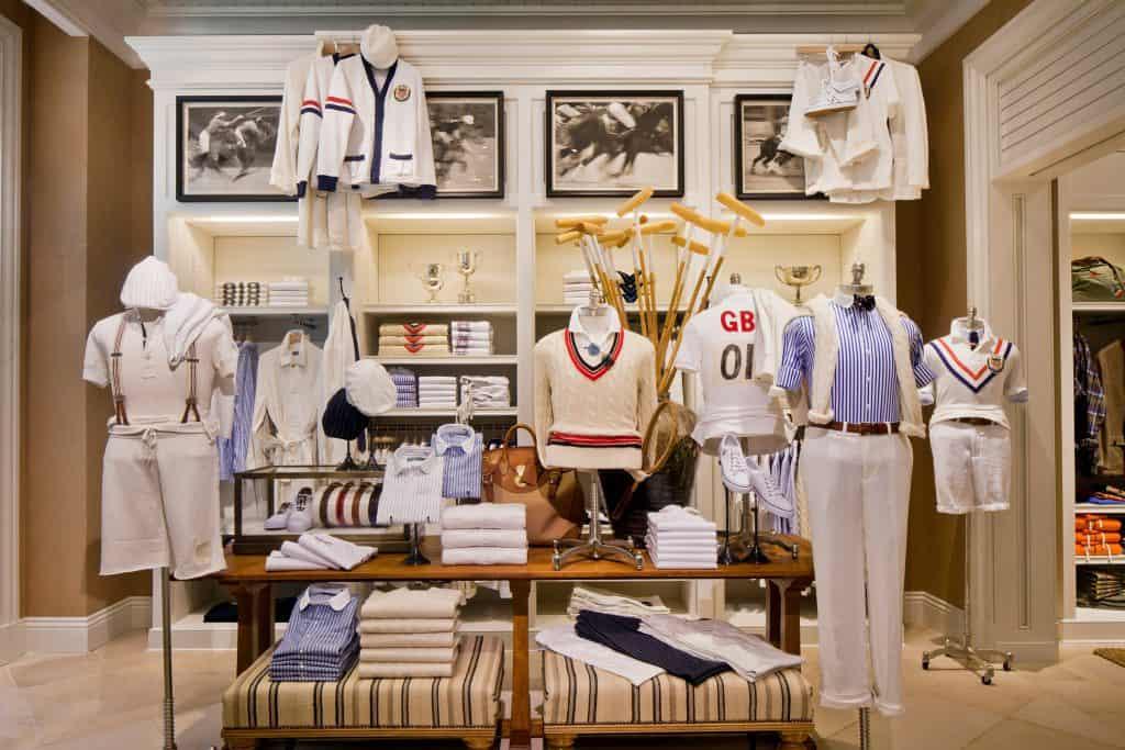 Ralph Lauren Retail Store