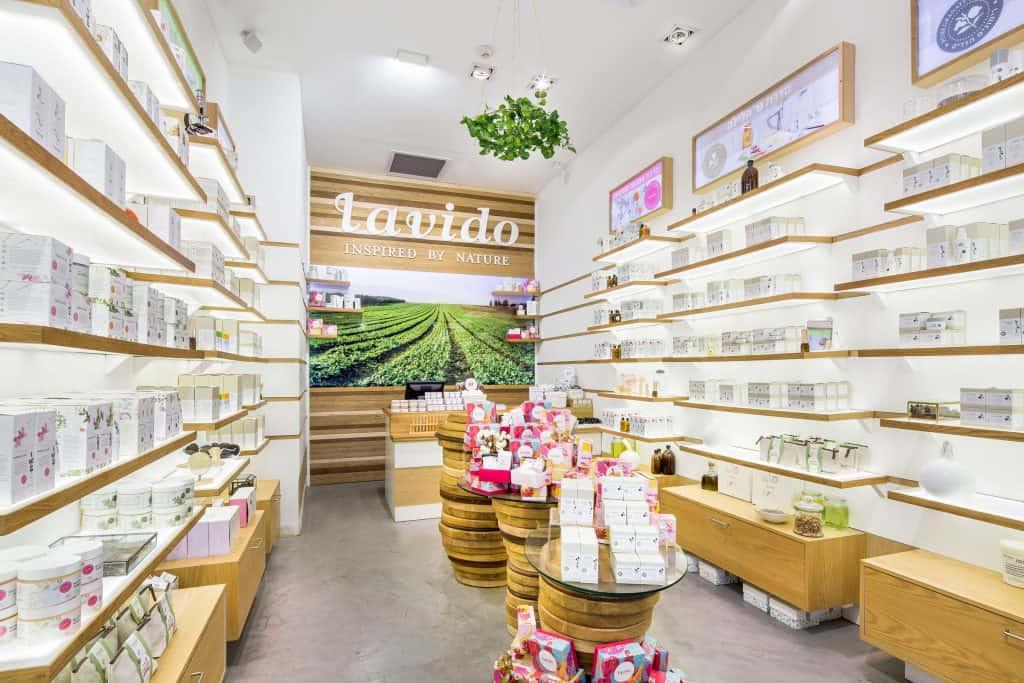 Lavido Retail Store