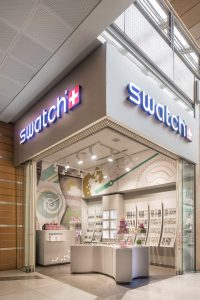 Swatch Retail Store