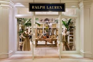 Ralph Lauren Retail Store Photography