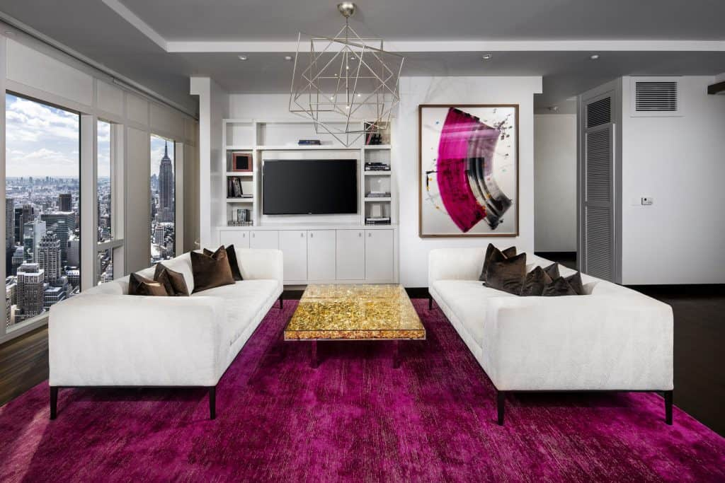 New York Upscale Apartment