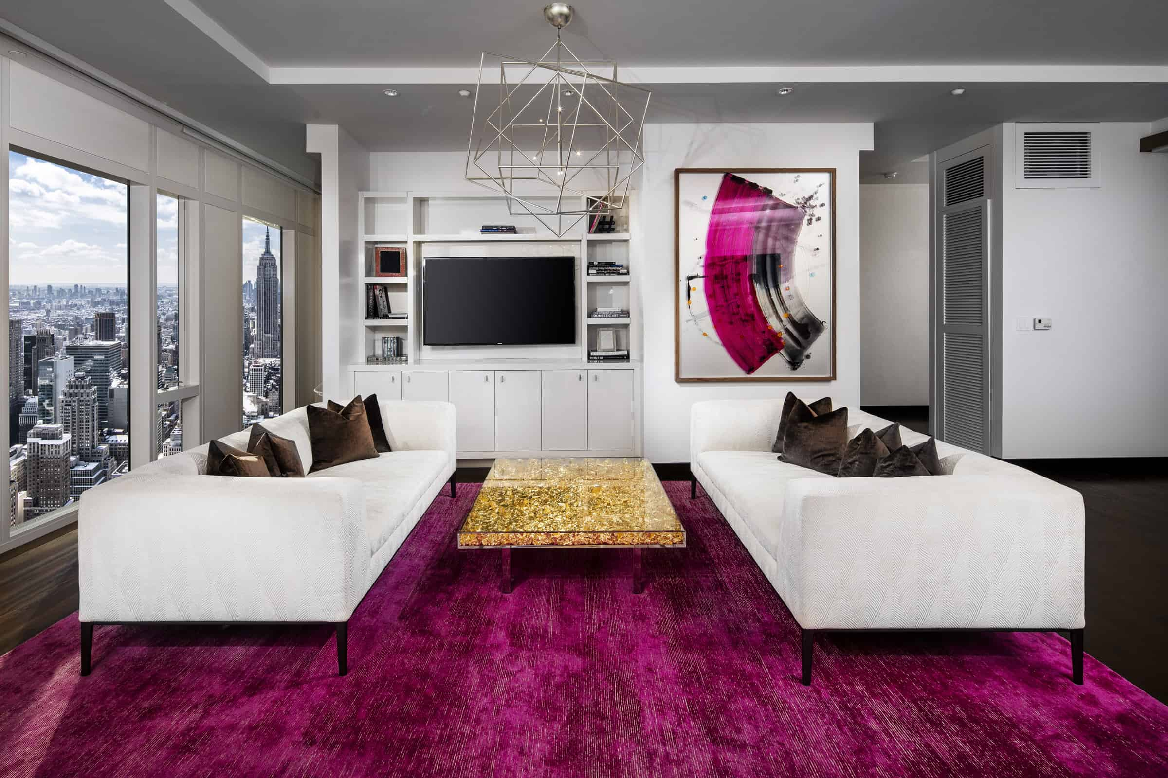 Photographing Upscale New York Apartment