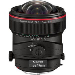 Canon 17 TSE
