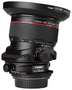 Canon 24TSE Lens