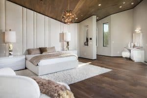 Los Angeles Ultra-Modern Master Bedroom