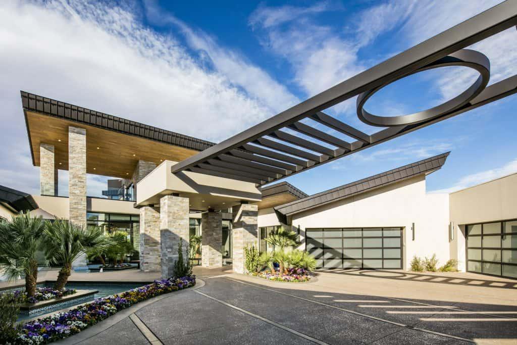 Los Angeles Modern Mega Mansion