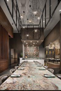 Jade Restaurant in J.W Marriott Las Vegas