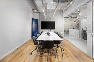 Modern Small Meeting Room